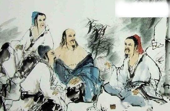 响遏行云的主人公是谁,薛谭被秦青歌声所折服
