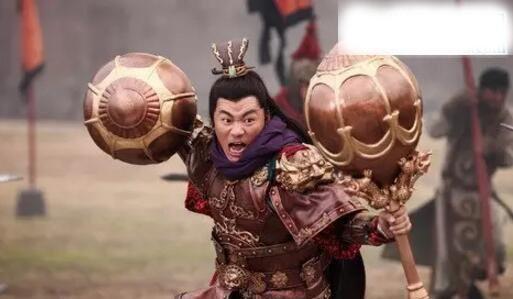 史上最权威18隋唐英雄排名,西府赵王李元霸最强之王