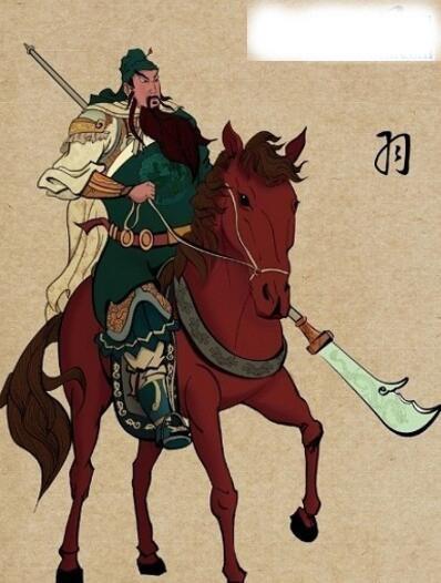 关羽败走麦城的故事,被潘璋手下的司马忠斩首