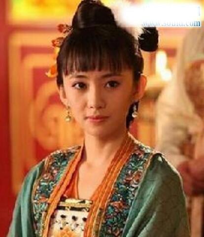 隋文帝之女琼花公主,只是影视剧虚拟人物