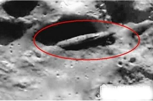 美国飞船发现月球女尸并带回地球,女尸长了三只眼(假的)