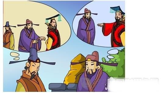 李林甫口蜜腹剑的典故,口上说着好听的话却做着阴险的事情