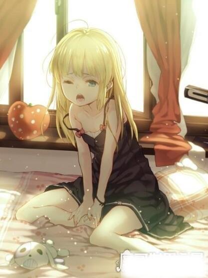日本动漫最可爱的妹妹角色,《出包王女》结城美柑最可爱