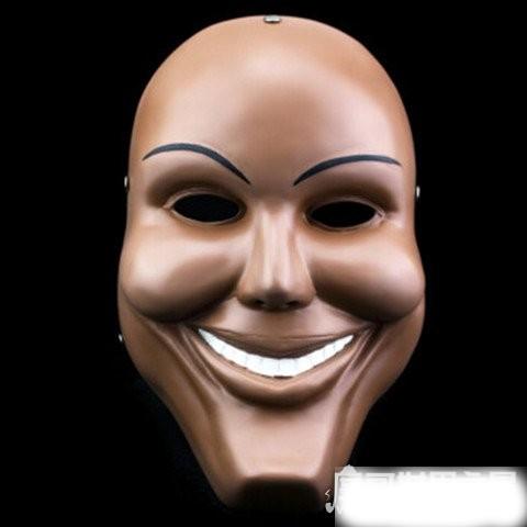 世界最恐怖的十大面具,白色面具和诡异笑脸面具恐怖如斯