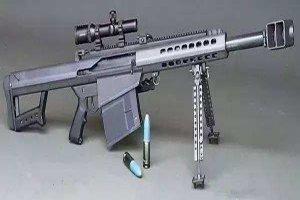 世界十大著名狙击枪 AWM/P狙击步枪是单狙的王者