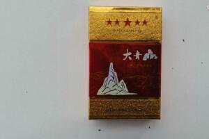 最新大青山香烟价格表图片,大青山香烟价格排行榜(共5种)