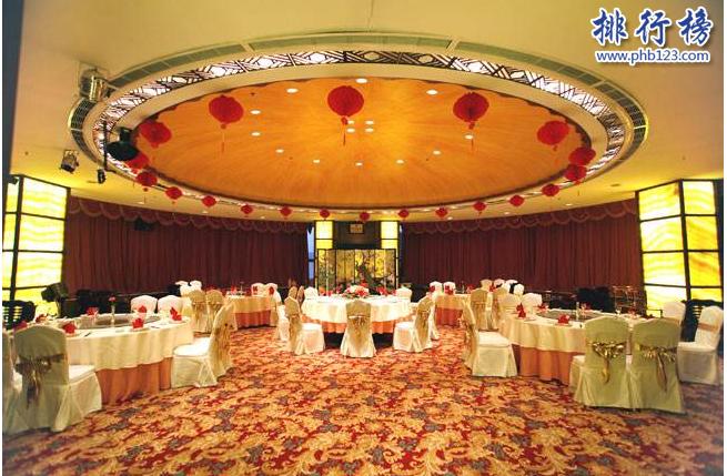 扬州顶级奢华酒店有哪些?扬州十大豪华酒店排名