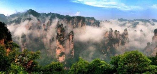 中国最美旅游胜地排行榜