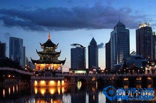 中国最穷的省会城市排行榜,最穷贵阳房价不到5000