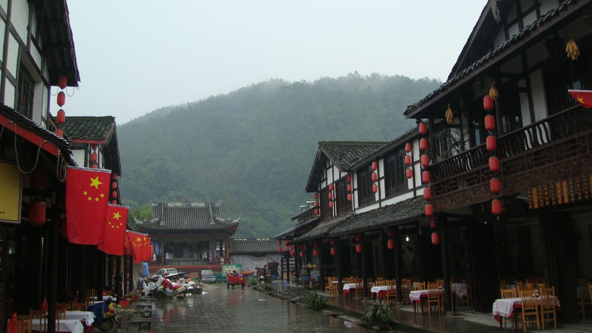 最美四川十大古镇排名,著名四川古镇有哪些?